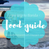 Florida Food Guide! - Thanksgiving in Paradise