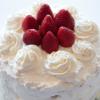 Strawberries N' Cream Cake