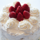 Strawberries N' Cream Cake