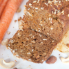 Nutty Carrot Cake Bread