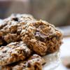 chocolate raisin oatmeal cookies