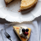 The Best Classic Cheesecake