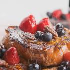 Berries & Cream Stuffed French Toast