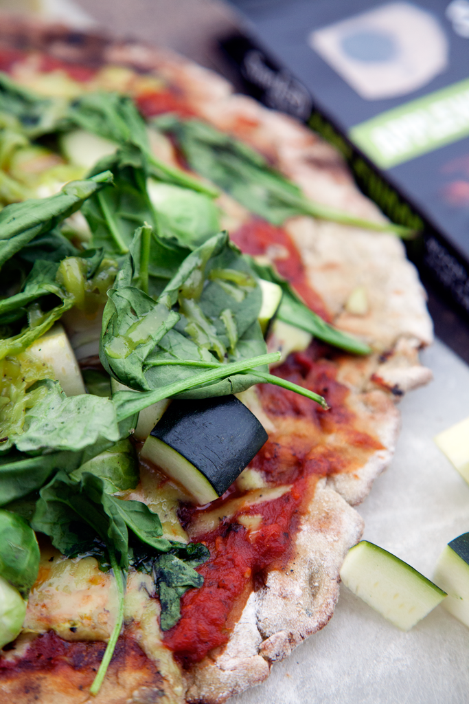 Green Grilled Pizza - My Southern Sweet Tooth