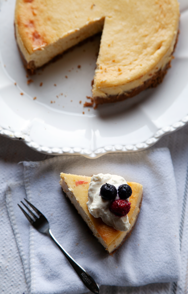 The Best Classic Cheesecake - My Southern Sweet Tooth