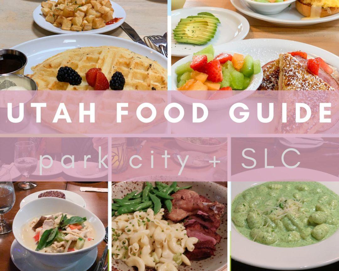 Utah Food Guide - MSST
